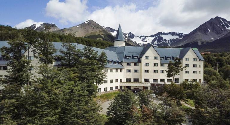 El Hotel Las Hayas Ushuaia Resort, fue nominado entre 38 hoteles argentinos para una importante distinción internacional